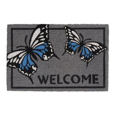 Hamat Ruco Print Welcome Message Doormat
