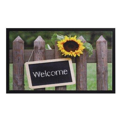 Hamat Welcome Sunflower Doormat