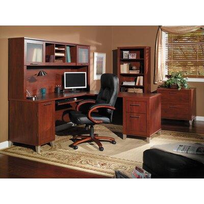 Chase L-Shape Desk Office Suite