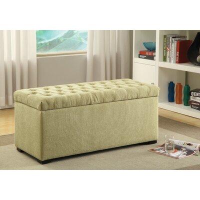 Elk Valley Upholstered Storage Bedroom Bench