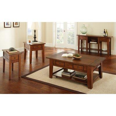 4 piece coffee table set wayfair for 4 piece living room table set