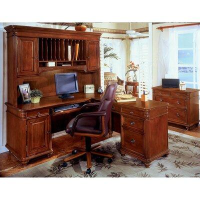 Buckeye 3-Piece L-Shape Desk Office Suite
