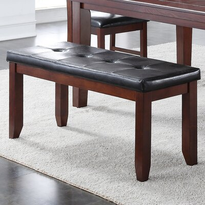 Desroches Wood Bench