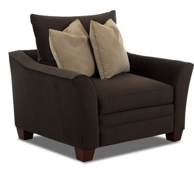 Carruthers Chair Upholstery: Brown
