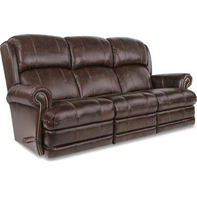 Kirkwood Reclina-Way Full Leather Reclining Sofa