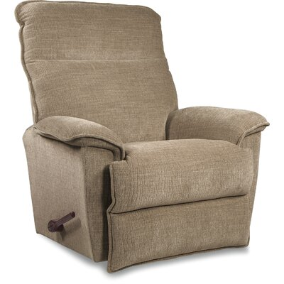 Jay Recliner Upholstery: Denim, Reclining Type: Manual, Motion Type: Rocker