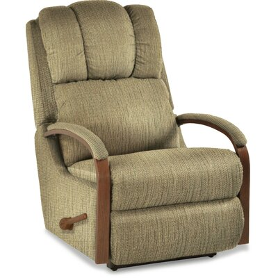 Harbor Town Recliner Upholstery: Marshmallow, Reclining Type: Manual, Motion Type: Rocker