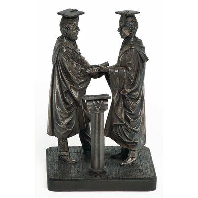 GenesisFineArtsLtd Graduate Male Figurine