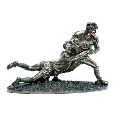 GenesisFineArtsLtd Rugby Players Figurine