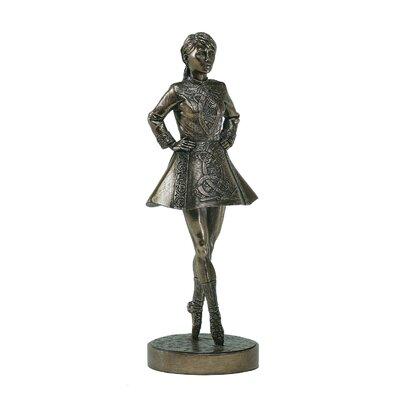 GenesisFineArtsLtd Irish Dancer Figurine
