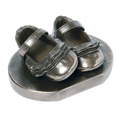 GenesisFineArtsLtd Decorative Baby Girl Booties