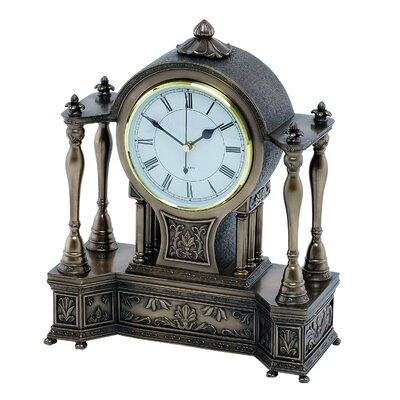 GenesisFineArtsLtd Mantel Clock