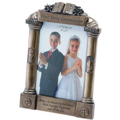 GenesisFineArtsLtd Holy Communion Picture Frame