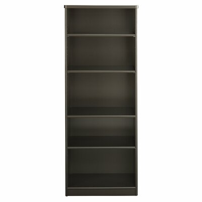 Series A Standard Bookcase Finish: Cappucino Cherry / Hazelnut Brown