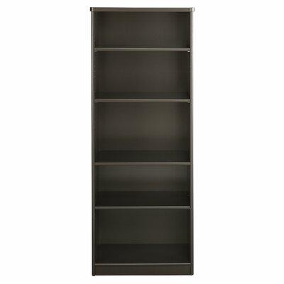Series A Standard Bookcase Finish: Cappucino Cherry / Hazelnut Brown