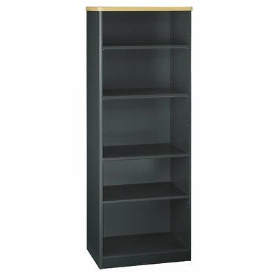 Series A Standard Bookcase Finish: Euro Beech / Slate Gray