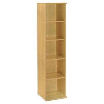 Series C Standard Bookcase Finish: Danish Oak/Sage