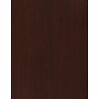 Syndicate 3 Piece L-Shape Desk Office Suite Color: Harvest Cherry