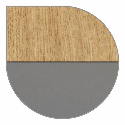 Series A 2 Drawer Lateral File Finish: Light Oak/Sage (assembled)