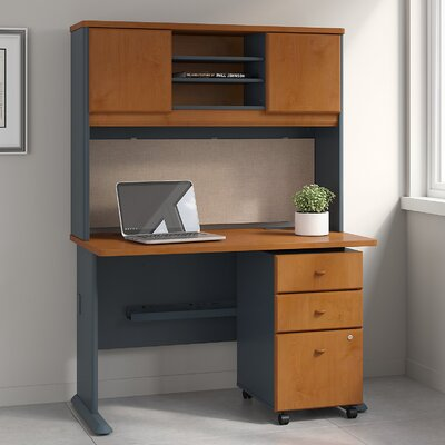Series A 3 Piece Desk Office Suite