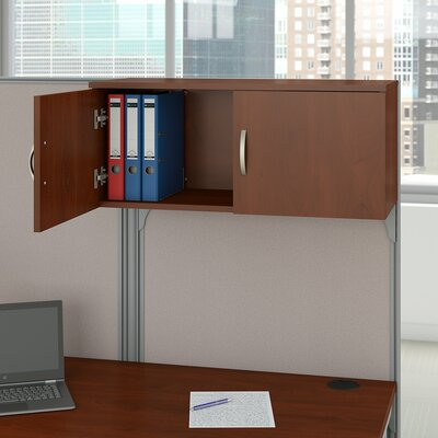 """Office in an Hour 63"""" H Desk Hutch"""