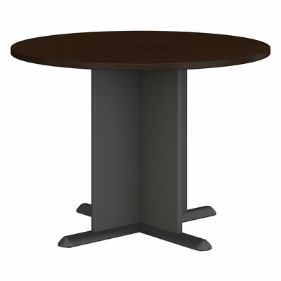 "Series C Circular 29.8""H x 41.38""W x 41.38""L Conference Table"