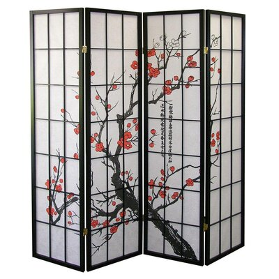 Windstone 4 Panel Room Divider