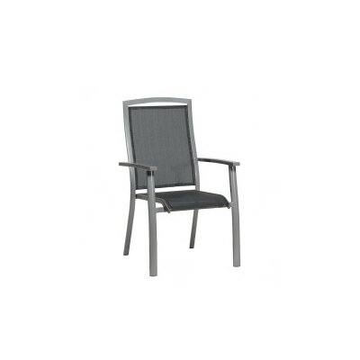 GardenImpressions Saphir Stacking Dining Arm Chair
