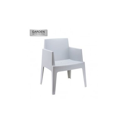 GardenImpressions Box Dining Arm Chair