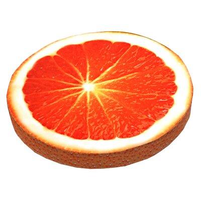 Bolan Stuhlauflage Orange