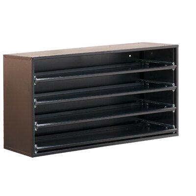 """21"""" H x 41.13"""" W Storage Rack"""