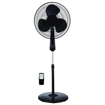 """Ecohouzng 16"""" Oscillating Floor Fan"""