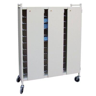 Retractable Locking Panel Color: Beige