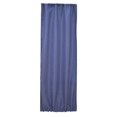 Economy Room Divider Color: Blue
