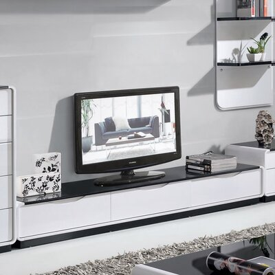 Urban Designs Presta TV Stand for TVs up to 60""