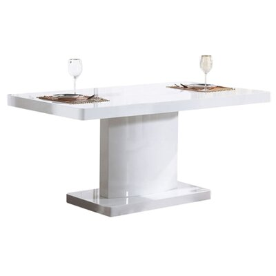 Urban Designs Courbe Dining Table