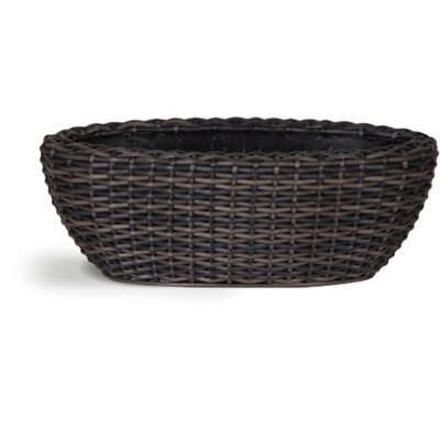 Ivyline Oval Pot Planter