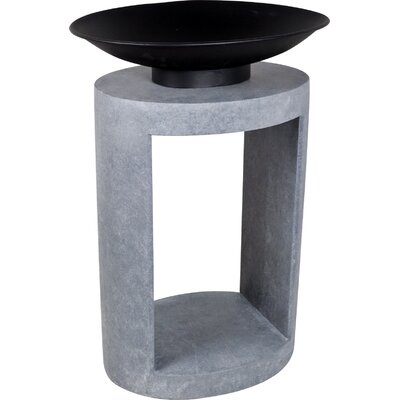 Ivyline Firefly Outdoor Fireplace