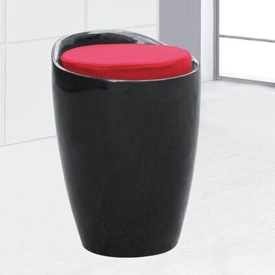 Schnapps Stool Color: Black