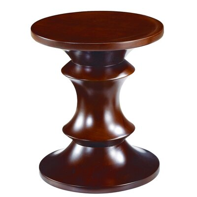 Style A Stool Color: Walnut