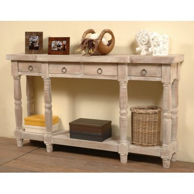 Minneola Cottage Console Table