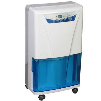 Homcom Portable Compressor Dehumidifier