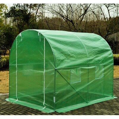 Homcom Polytunnel Greenhouse