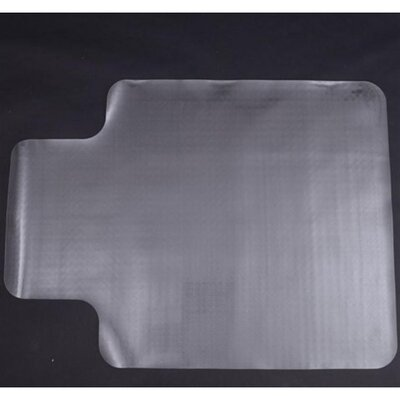 Homcom Non-Slip Frosted Floor Protector Chair Mat