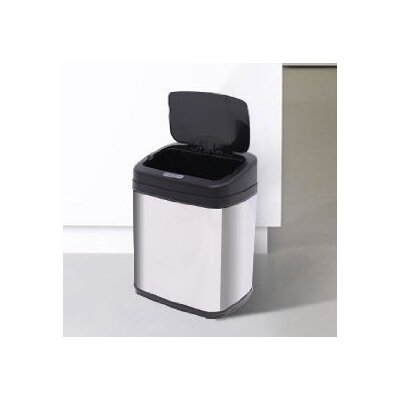 Homcom 20L Auto Kitchen Bin Sensor Trash Can with Bucket