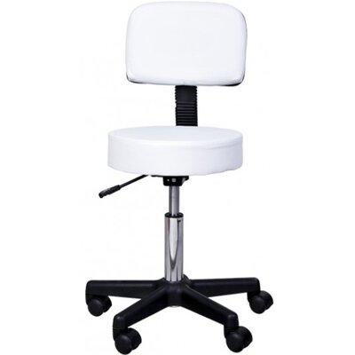 Homcom Mid-Back Leather Desk Chair