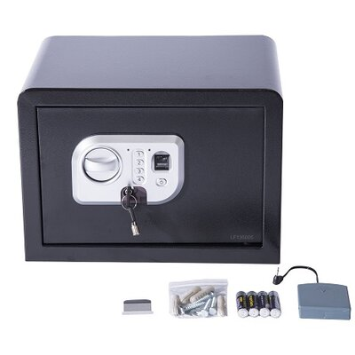"Homcom Digital 13.8"" Fingerprint Security Safe"