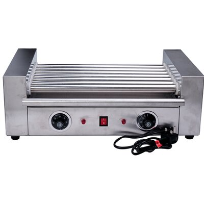 Homcom Electric Hot Dog Roller Grill