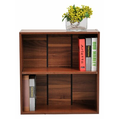 Homcom Low 63cm Standard Bookcase
