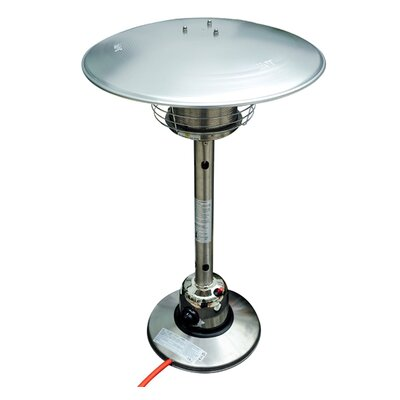 Homcom Stainless Steel Natural Gas Patio Heater